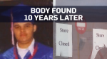Worker found dead in grocery store after 10 years