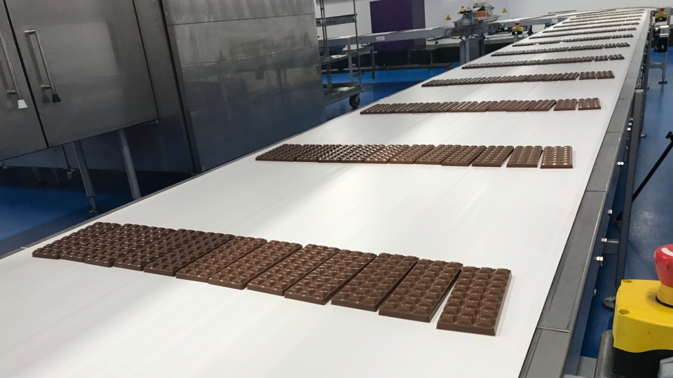 Toronto chocolate factory gets a sweet $37 million overhaul