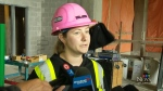 Program to support female apprentices in trades