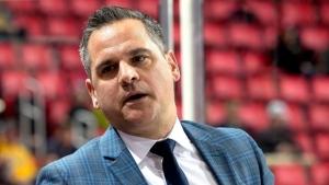 The Edmonton Oilers announced Brian Wiseman as an assistant coach on July 23. (Courtesy: TSN)