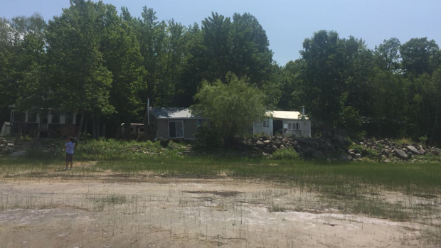 Home and cottage owners near Pembroke remain frustrated following spring floods as a deadline to apply for disaster relief looms.