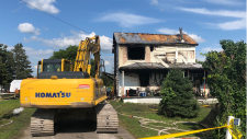 One person has died, and another is unaccounted for following an overnight fire in St. Isidore, Ontario.