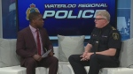 Sitting down with Police Chief Bryan Larkin