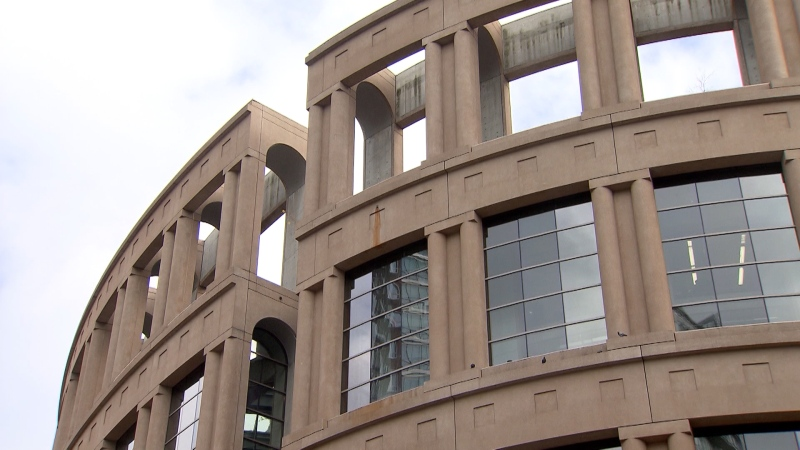 Vancouver Public Library's Central Branch is seen in this file photo.