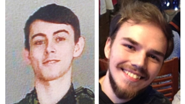 Canada manhunt fugitives recorded final video messages, family says