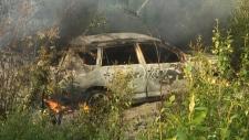 kam mcleod, byer schmegelsky burned car manitoba