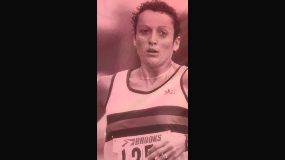 Jacqueline Gareau is seen in this undated photograph. (Athletics Canada)