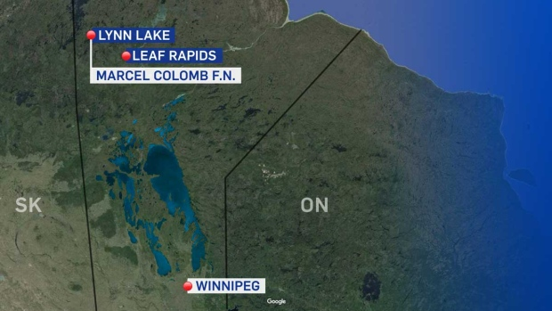 Northern Manitoba First Nation evacuated as wildfire inches