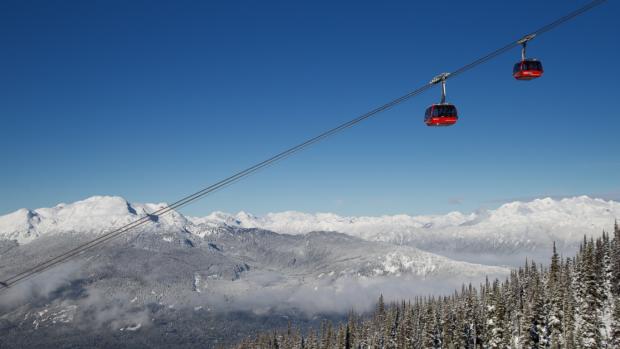 SFU Burnaby Mountain gondola