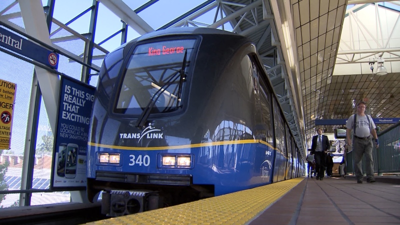 Surrey-Langley SkyTrain plans rolling ahead