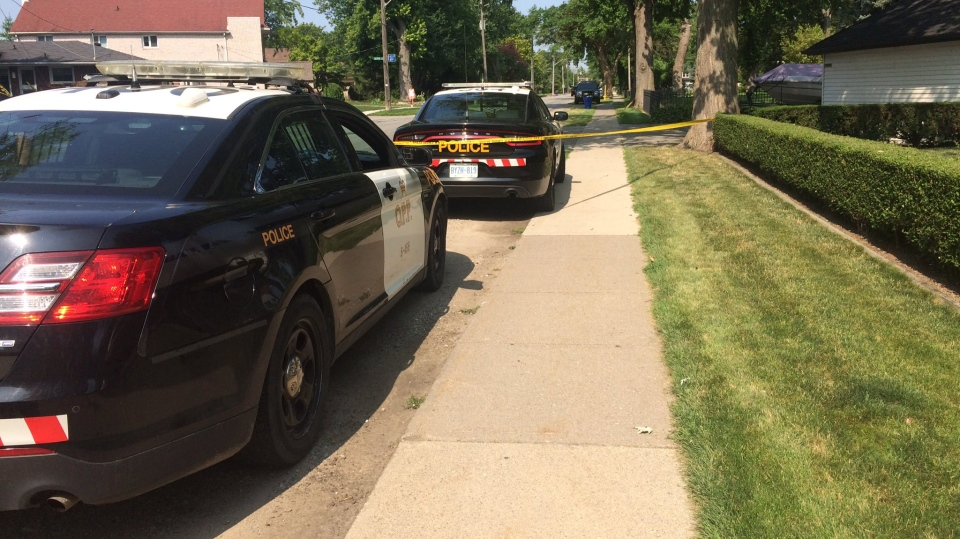 Injured man prompts police investigation in Tecumseh | CTV News Windsor