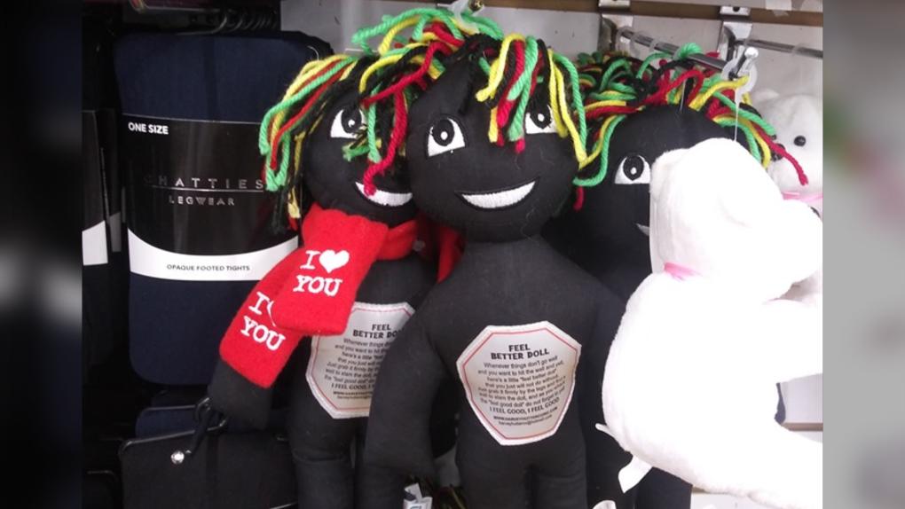 Racist feel better dolls