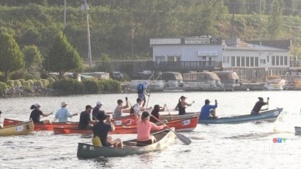 Paddling from North Bay to Mattawa | CTV News Northern Ontario