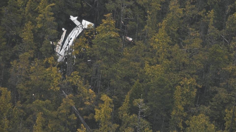 Addenbroke Island crash site