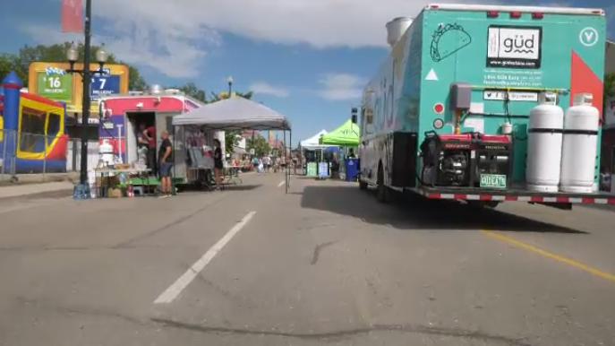 Tastes and smells of 'Food Truck Wars' take over Saskatoon