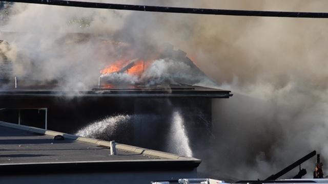 Port Moody Fire