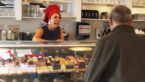 Juliette et Chocolat is an immigrant success
