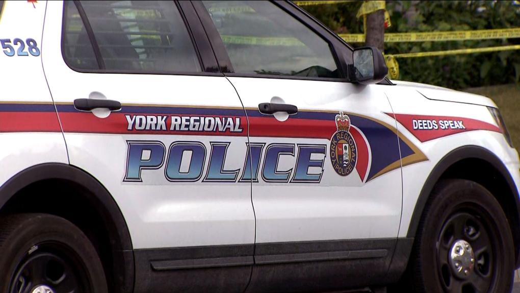 york police cruiser