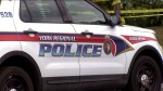 A York Regional Police cruiser is seen in this file photo. (File)