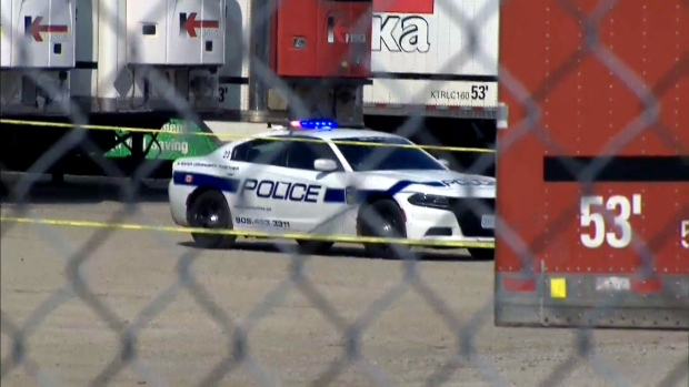 fatal industrial accident in mississauga