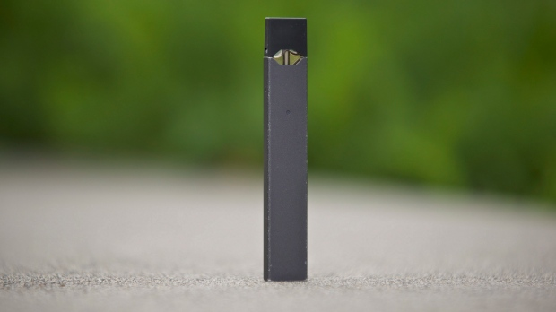 Juul opens store in Toronto amid outcry about rise of teen