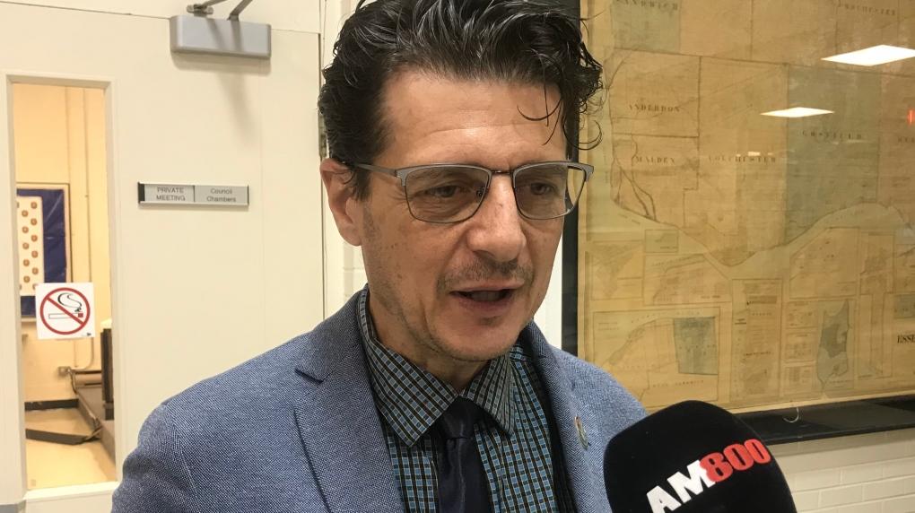 Aldo Dicarlo returns