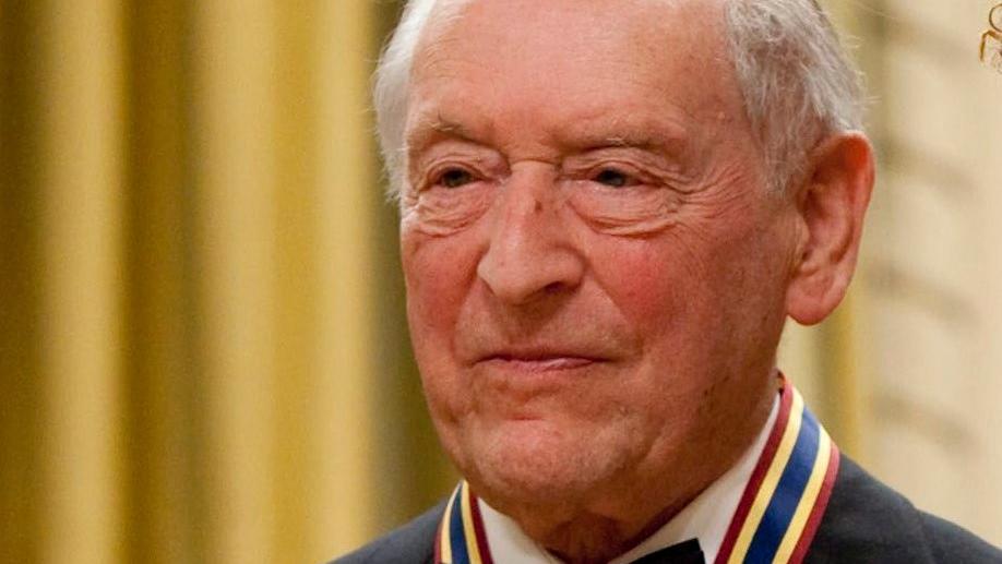 Canadian arts impresario Walter Homburger has died at age 95