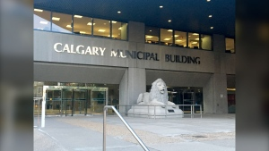 Calgary Municipal Building (file)