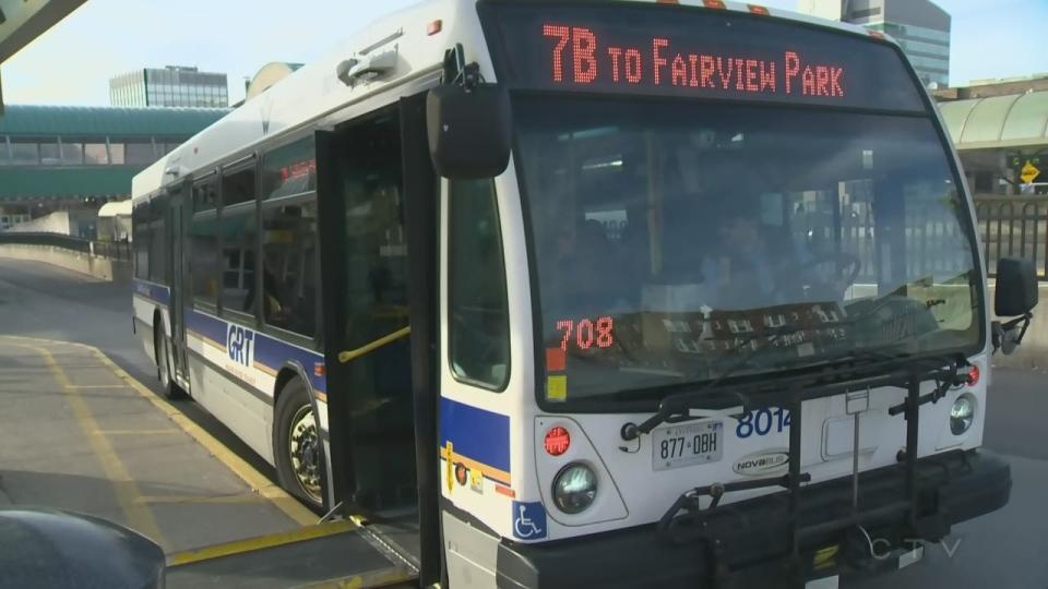 Grand River Transit funding