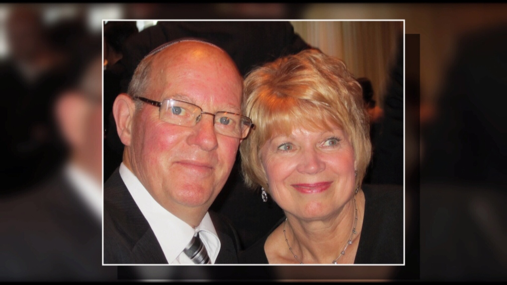 Doug and Joan Foster.