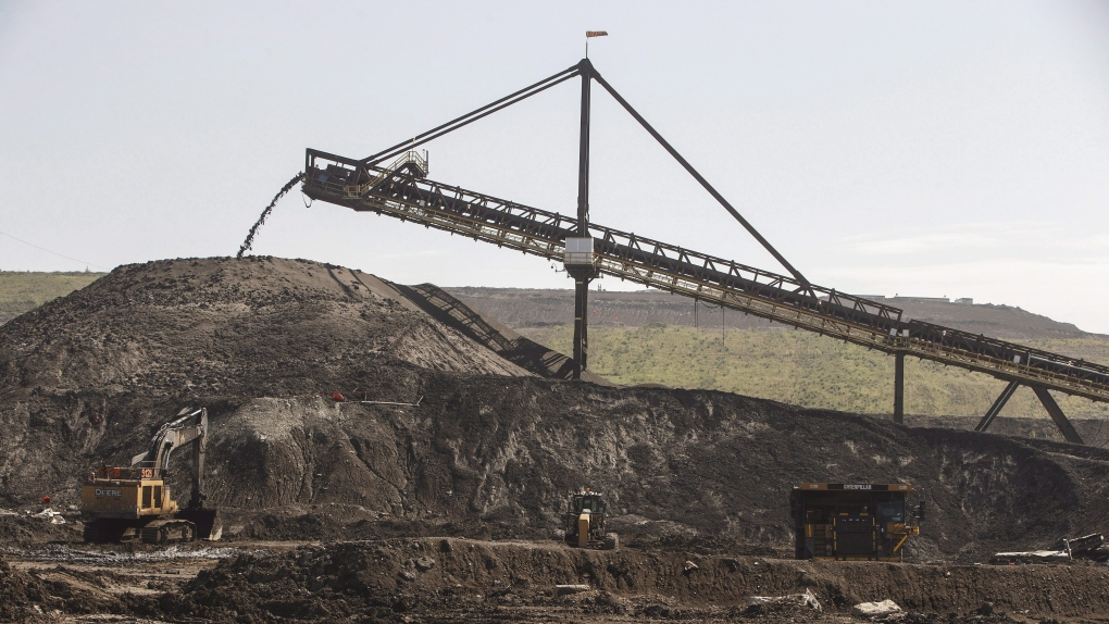 Suncor's Millennium mine
