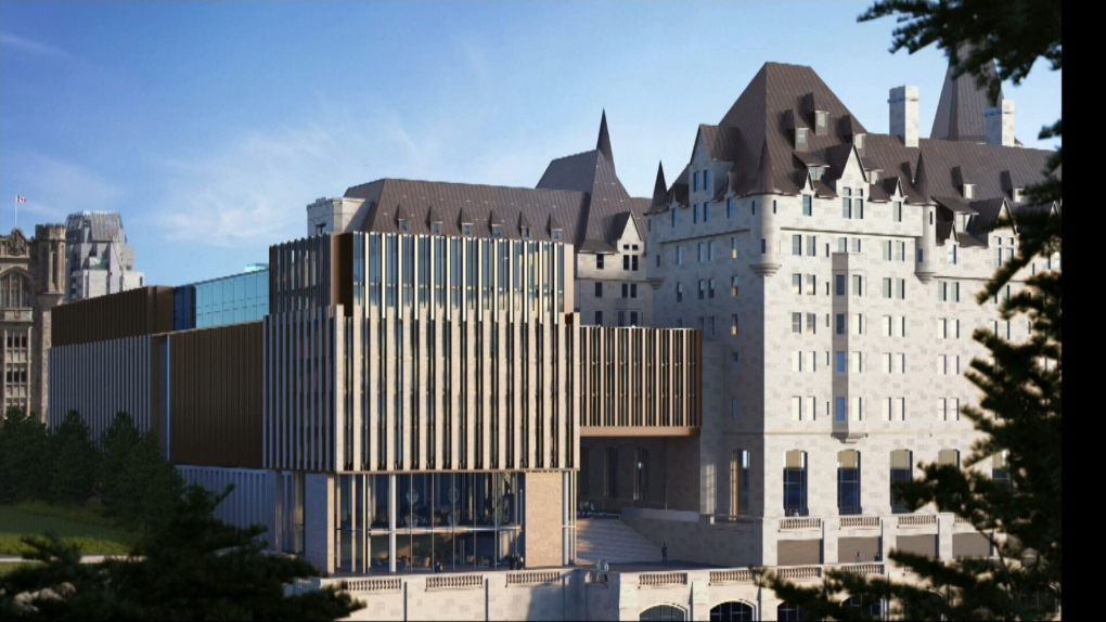 Committee of Adjustment to decide next steps for Chateau Laurier addition