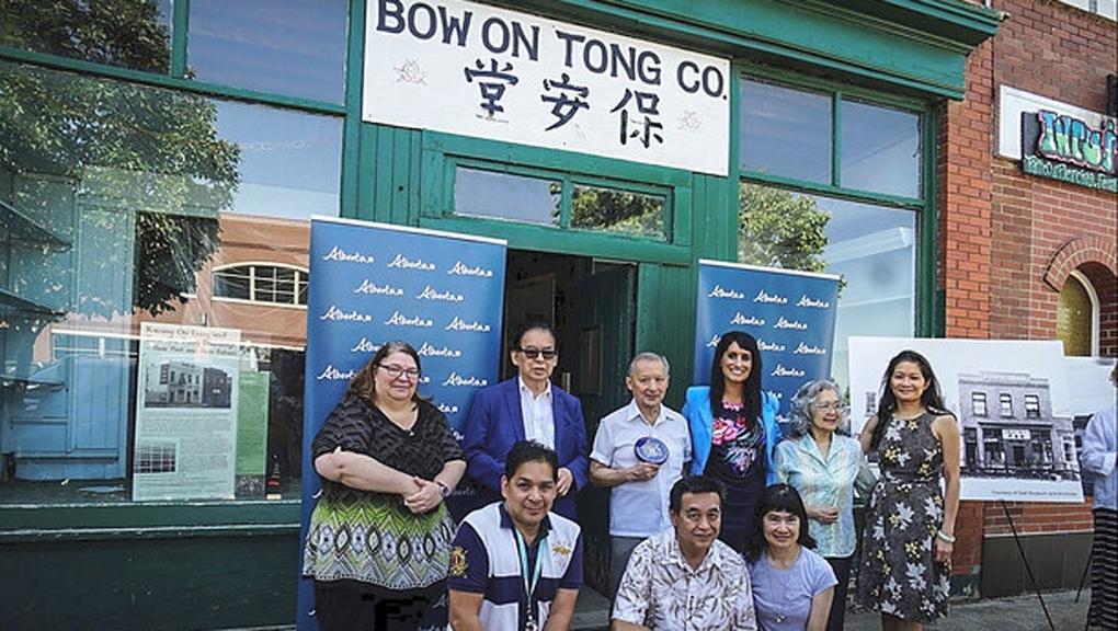 calgary, lethbridge, chinese, bow on tong, wing wa
