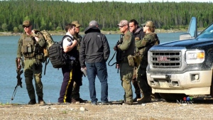 'It is not over': Manitoba manhunt to scale back