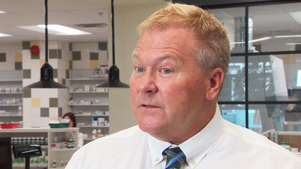 Dean Miller, president and CEO of Whole Health Pharmacy Partners, fears relaxed medication purchasing laws in the U.S. will lead to increased drug shortages in Canada.