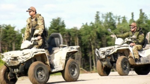 CTV National News: Manhunt resources scaled down