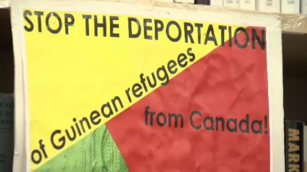 Guinea deportation