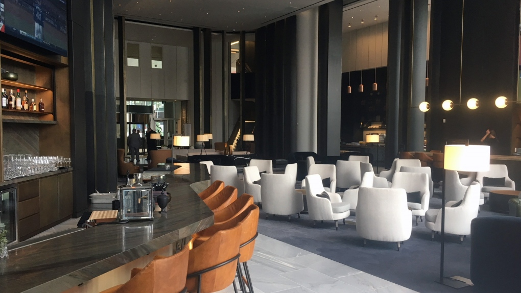 'It's beautiful': New hotel in Ice District aims to raise hospitality bar