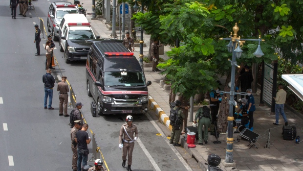 Thai PM orders investigation of Bangkok bomb explosions
