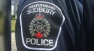 Officer with Greater Sudbury Police Service. (File)