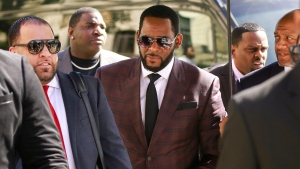 R  Kelly accused of soliciting 17-year-old girl in Minnesota