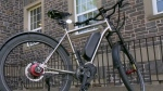 Researchers aim to break e-bike record
