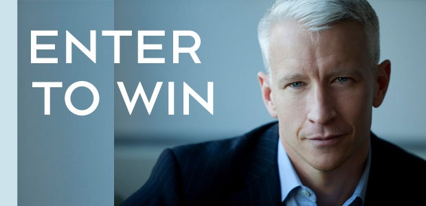 An Evening with Anderson Cooper Banner