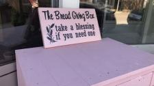 bread giving box
