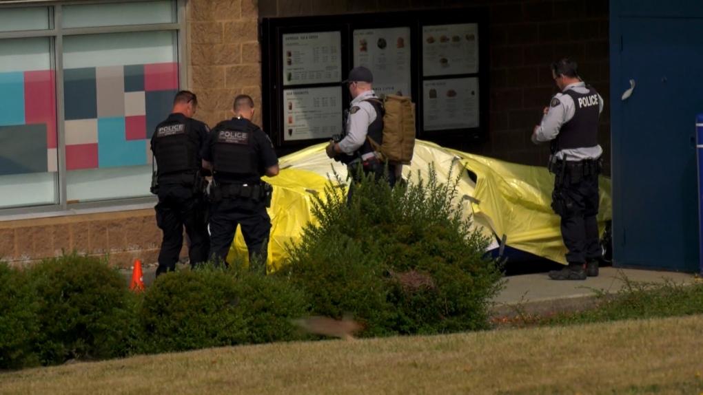 Member of Hells Angels gunned down in Starbucks drive-thru in Surrey