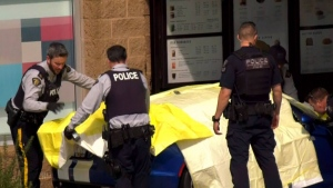 Hells Angel killed in Surrey shooting, sources say