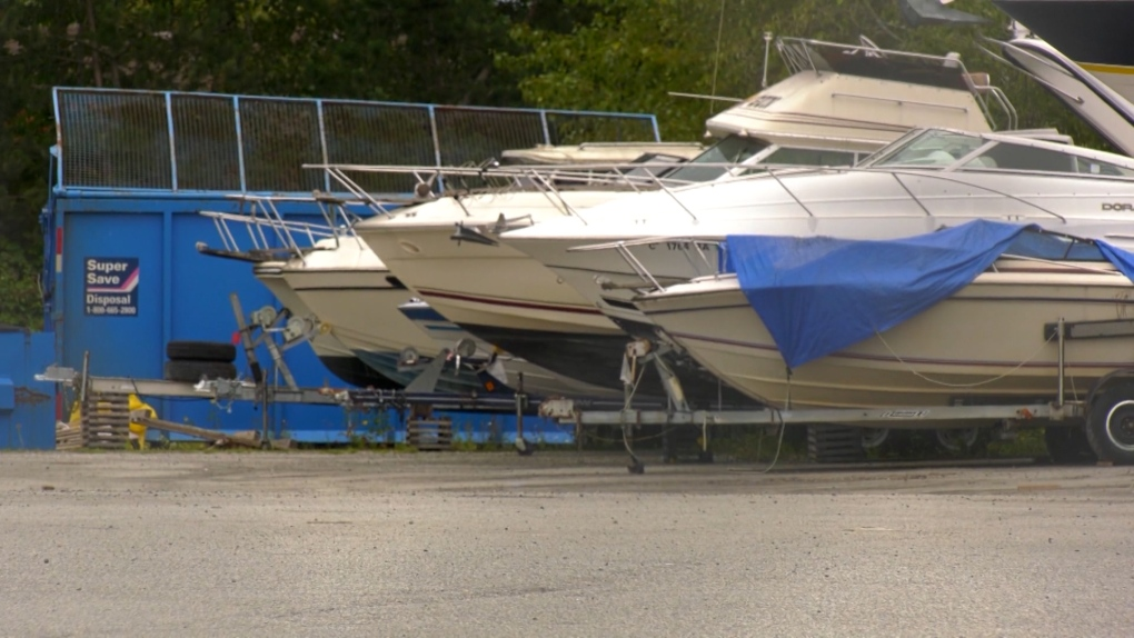 One arrested in Surrey boat dealer fraud probe