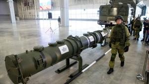 The 9M729 land-based cruise missile