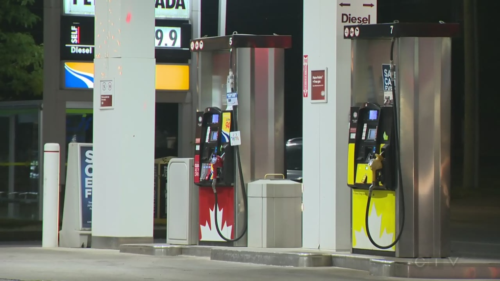 Gas prices expected to rise 4 cents a litre in Waterloo Region