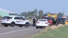 calgary, taber, rcmp, highway 3, crash